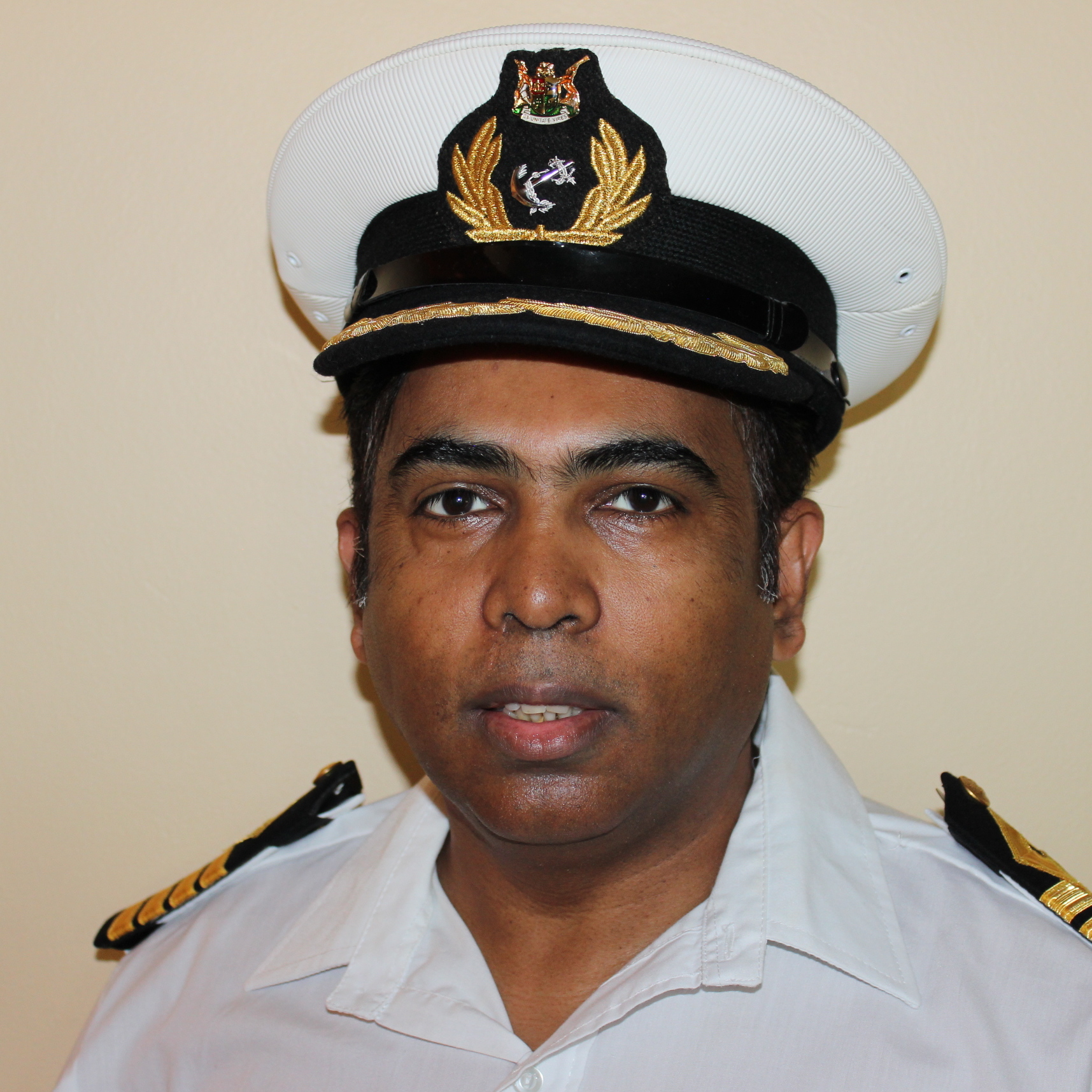 Captain Naresh Sewnath