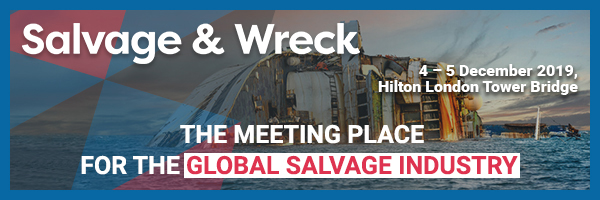 Salvage and wreck conference London