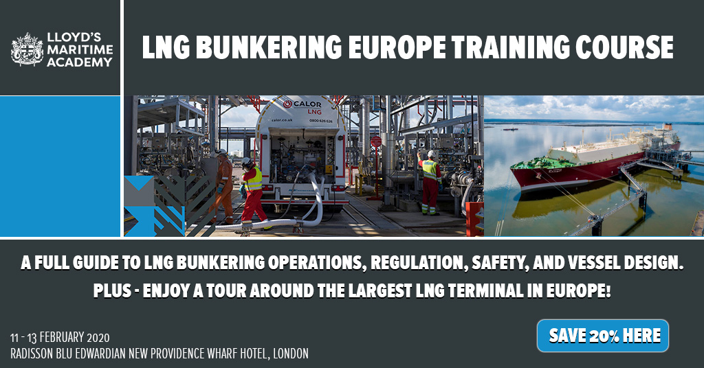 LNG Bunkering Europe