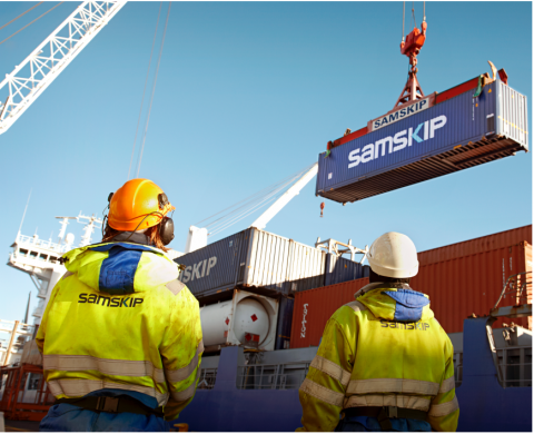 Samskip's UK investments secure supply chain against Brexit disruption