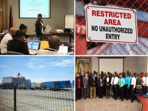 Trinidad and Tobago benefits from IMO port security training