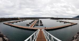 A new harbour for São Miguel (Azores)