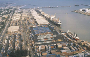 Port of Cotonou, Benin