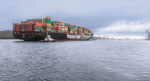 Green financing concluded for six large container ships on order
