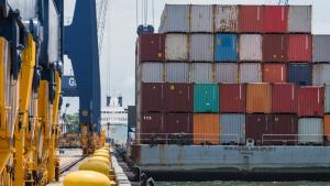 container freight rates surge